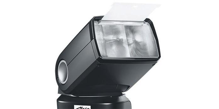 Nuevo flash Metz mecablitz 44 AF-2 una versión renovada con luz led continua y sincronización a alta velocidad