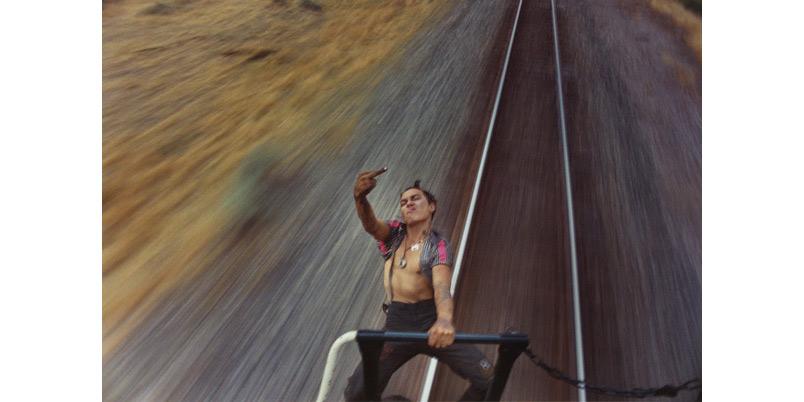 Trenes y libertad la apasionante historia fotográfica de Mike Brodie