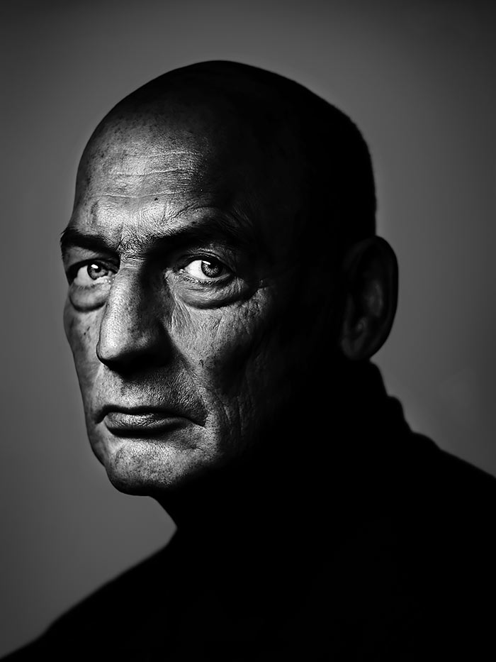 Retratos_Stephan-Vanfleteren,-Rem-Koolhaas