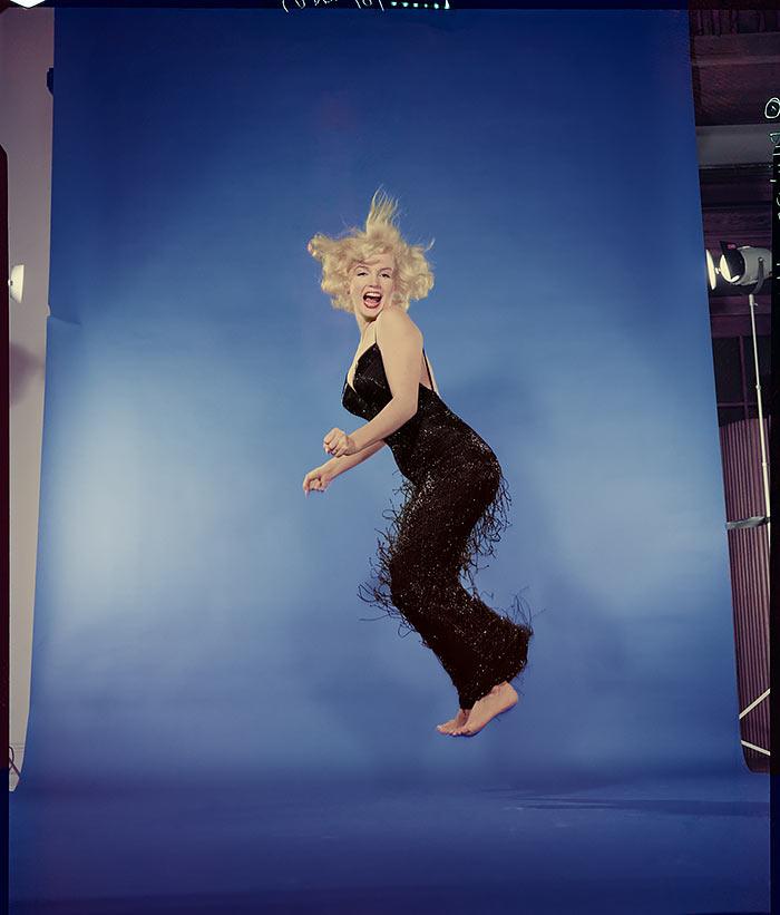 Halsman--Marilyn