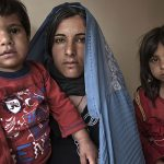 Las mujeres de Afganistán y su realidad en el objetivo de Gervasio Sánchez