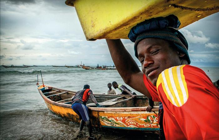 Pesca de Carles Verdú, ganadora 1º premio tema libre pasada edición