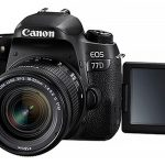 EOS 77D y EOS 800D dos nuevas réflex APSC de Canon de 24 megapíxeles