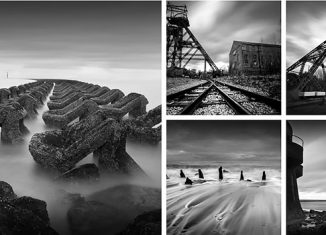 Stephen-McNally fotografia blanco y negro de larga exposicion