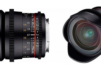 Samyang 16mm T2.6